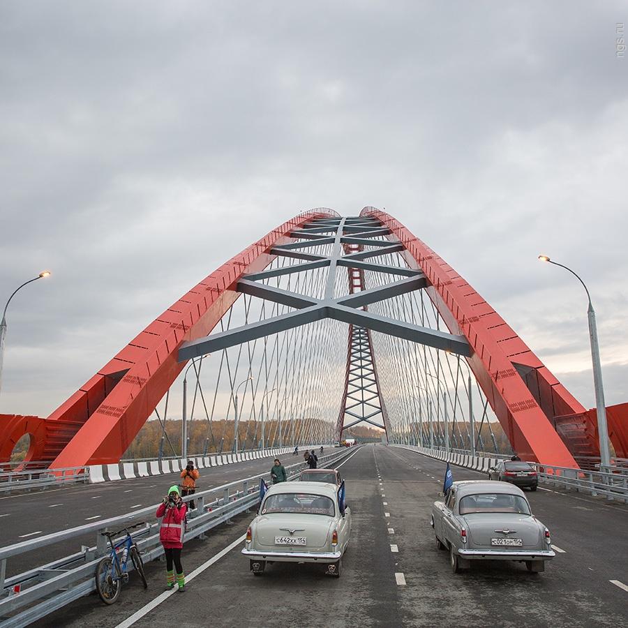 Мост петербургских конструкторов получил интернациональную награду Award ofMerit
