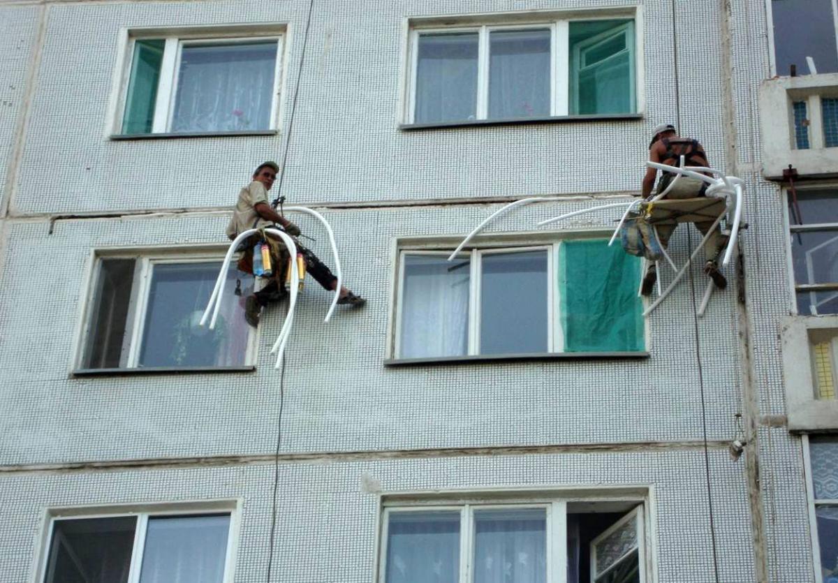 Как руководство РФуточнило правила капремонта многоквартирных домов