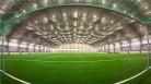 Новосибирск: футбольный манеж вместо старого поля