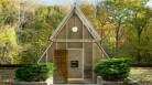 Зарубежная недвижимость: дом-ёлка выставлен на продажу