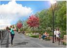 Новый облик Затулинского парка и Михайловской набережной презентуют 14 июля