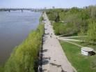 Михайловской набережной начали менять облик