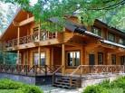 Деревянное домостроение: свод правил начал работать