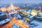 Ленинский район Новосибирска: построено почти 20 домов
