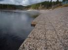 Берегоукрепление в НСО: вода наступает