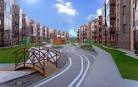 Городская среда: 33 общественных площадки и 182 придомовых