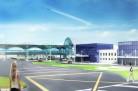"""Терминалу аэропорта """"дадут"""" уникальный архитектурный облик"""