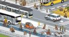 В Новосибирске разработали концепцию развития пассажирского транспорта