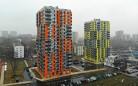 Строительство жилья в России: январь демонстрировал рост