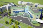 Новосибирск: перинатальный центр возводят с ускорением