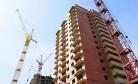 Строительство жилья: спад уже составил почти 15%
