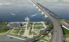Четвертый мост: в Новосибирске начаты основные работы