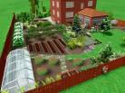 Садовые земли: свыше 100 льготников получили надел бесплатно
