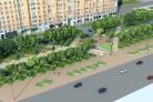 Новосибирск: ещё один объект благоустроят