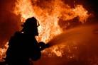 Пожары в Новосибирске: за десять дней - почти 70 случаев
