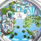 Аквапарк Новосибирска: сдача запланирована через год